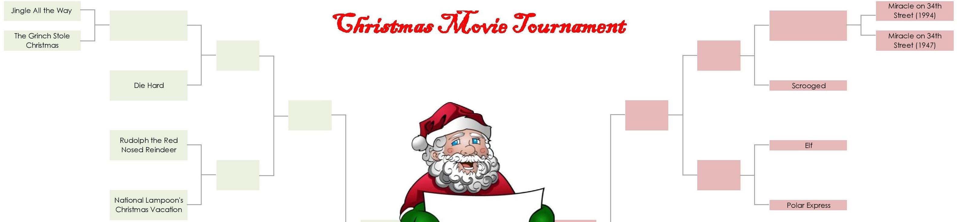 BASYS Processing Christmas Movie Tournament header photo