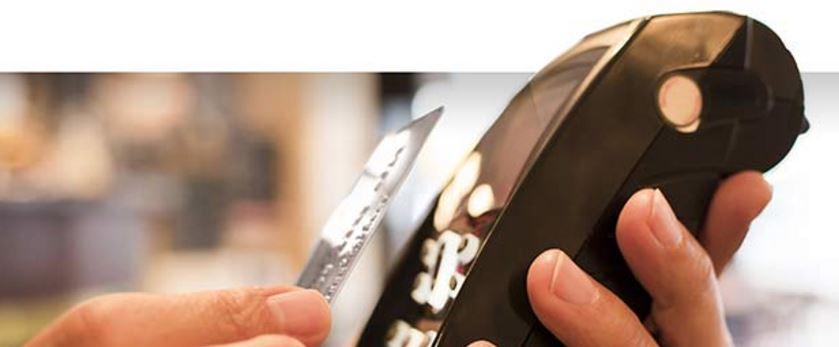 Capital One Contactless credit card