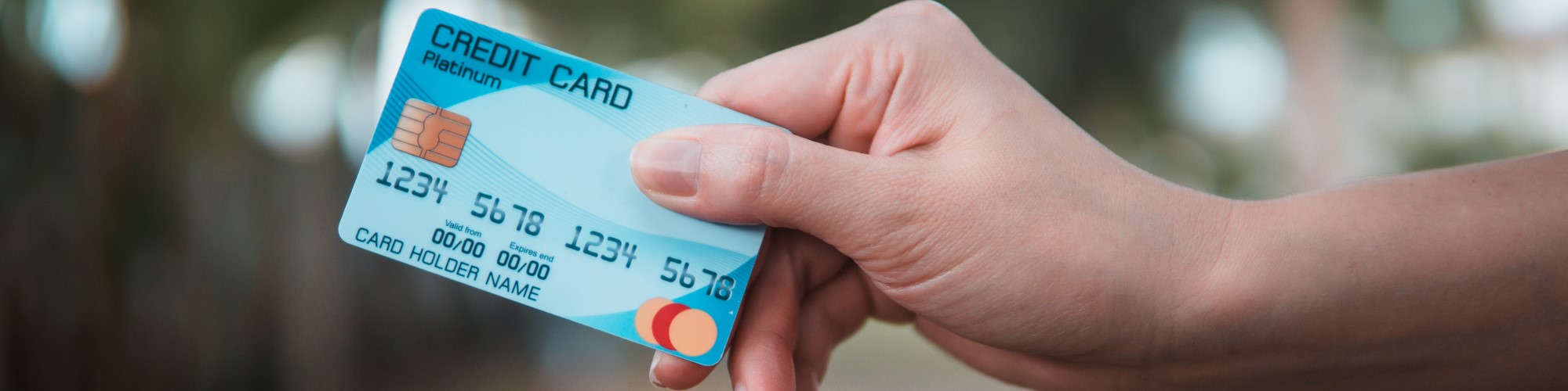 Credit Cards Not Going Away - Banner
