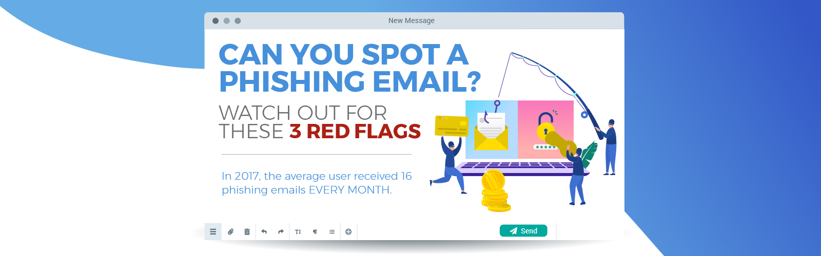Infographic-Can You Spot a Phishing Email - Banner